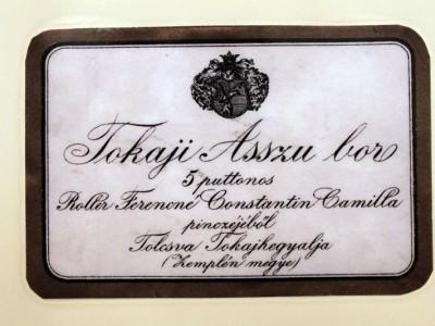 Eredetvédelem Tokajban - Demeter Zoltán